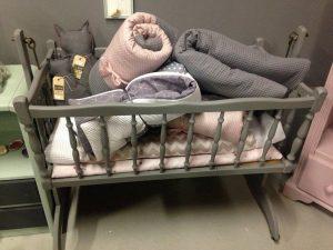 Geef nu je babyshower bij Mooi Zo en maak een eigengemaakte boxkleed.