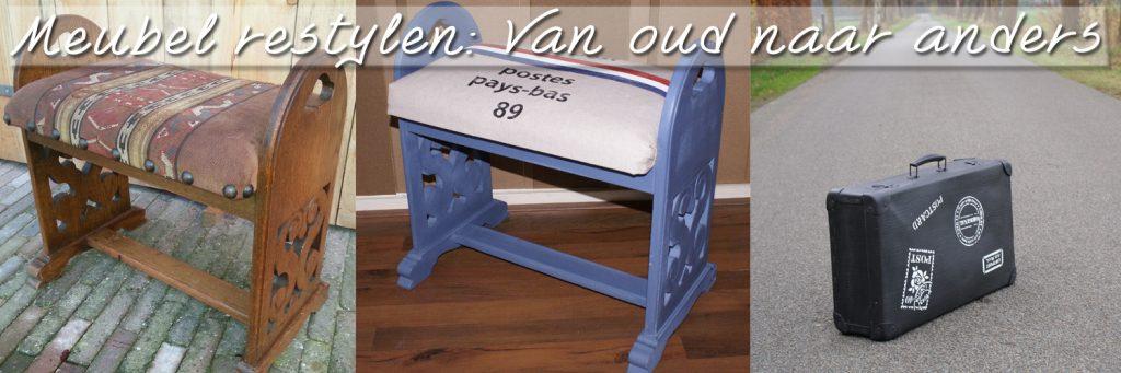Laat uw meubel restylen door Mooi Zo